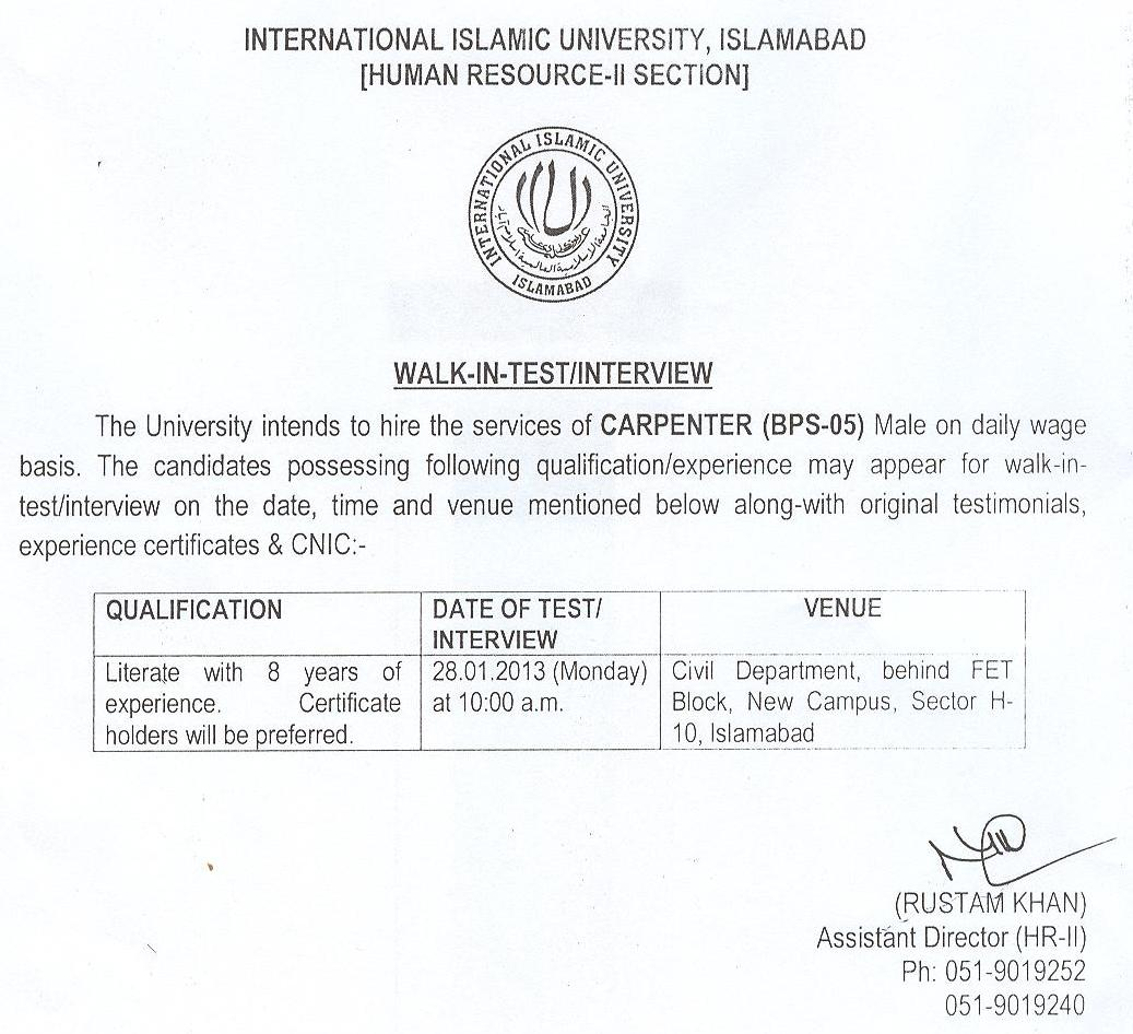 Certificate in Data Analysis